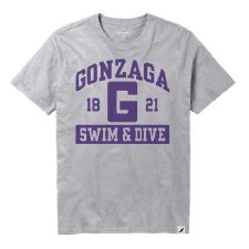 T Shirt Swim & Dive Grey M