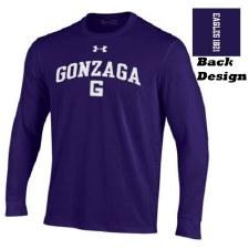 T Shirt UA Yth l/s Perf P YL