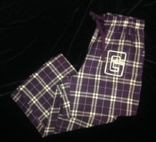 Pant Flannel New P S