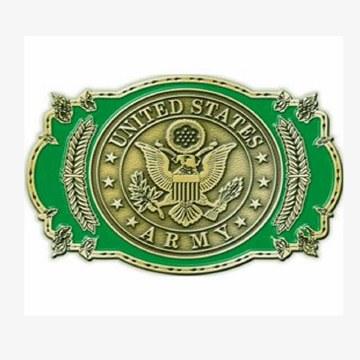 Buckle Army Symbol