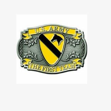 Buckle Army 1st Cal