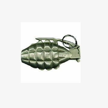 Buckle Grenade-Pineapple
