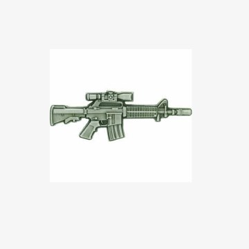 Buckle M16 Rifle