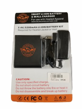 Battery for Jacket