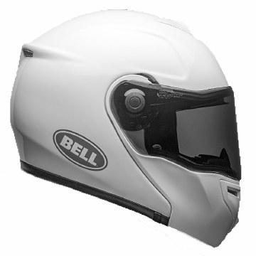 Bell SRT FF Helmet White