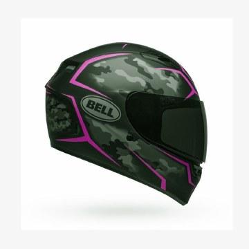 Qualifier Helmet PK/Bk Camo