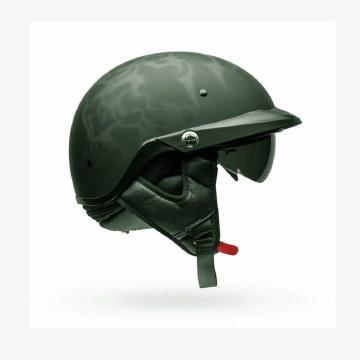 Pit Boss Helmet Flames