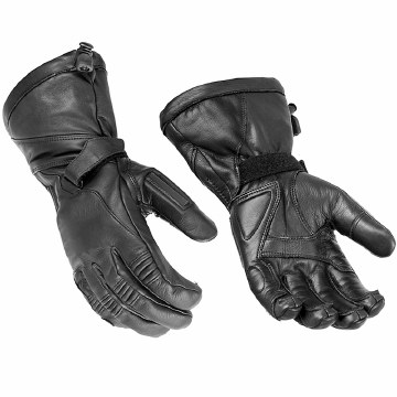 WP Insulated Crusier Glove Bk