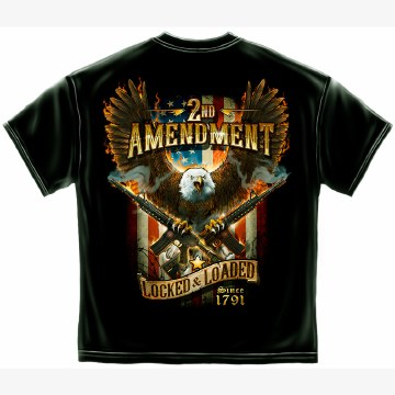 2ND Amendment Attack Eagle