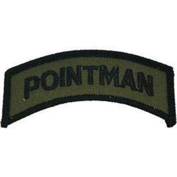 Army Tab Pointman