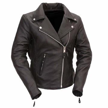 Ladies Allure Jacket Black