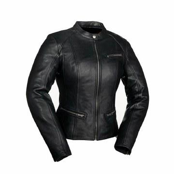Ladies Fashionista Jacket Blk