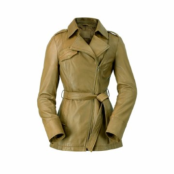 Ladies Traci Jacket Camel