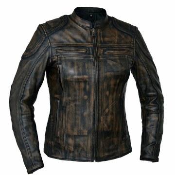 Ladies Nevada Brown Jacket