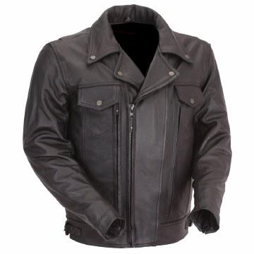 Men's Mastermind Jacket Black