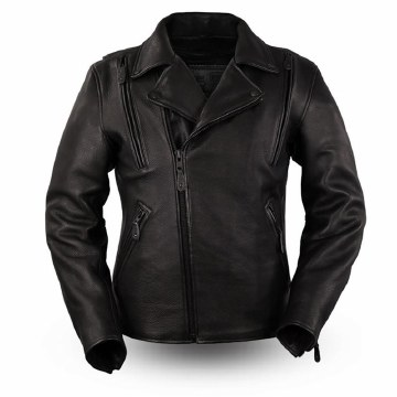 Men's Night Rider Jacket Black