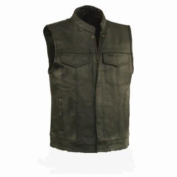 Men's Conceal Carry Vest Black