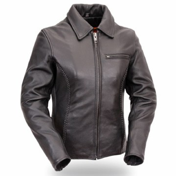 Ladies Contessa Jacket Black