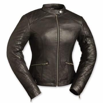 Ladies Black Diamonds Jacket