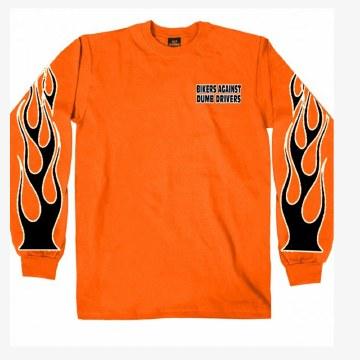 Men's LS T-Shirt B.A.D.D.