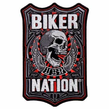 Biker Nation Patch