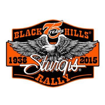 Sturgis Downwing 75th Patch