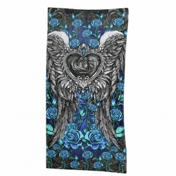 Angle Roses Towel