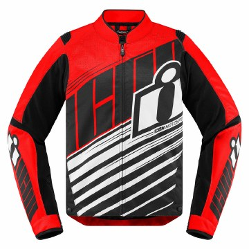 Men's Overlord Jacket Red