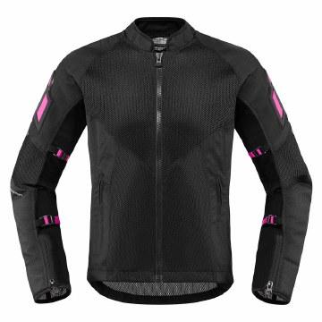 Ladies Mesh AF Jacket Black