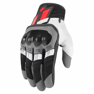 Men's Overlord Glove Red