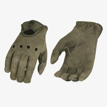 Men's Driving Glove Dist Grey