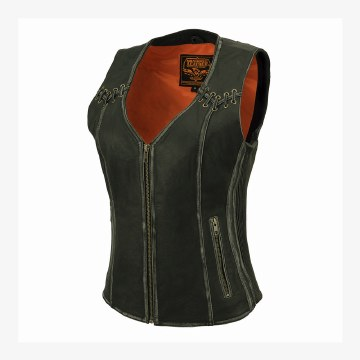 Ladies ConCarry Vest W/Laces