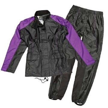 Ladies RS2 Rain Suit Purple