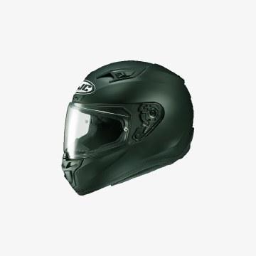 i10 FF Helmet SF Black