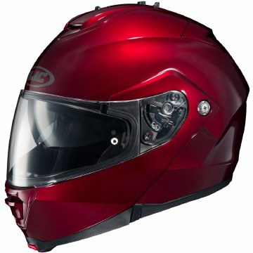 IS-MAX11 Modular Helmet Wine