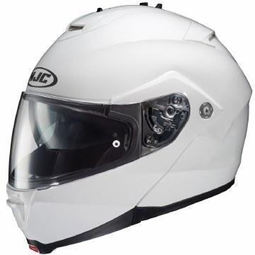 IS-MAX 11 Modular Helmet White