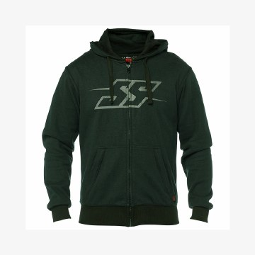 Resistance Armored Hoody Black