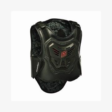 War Path Armored Vest Black