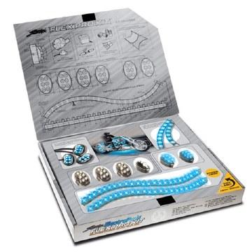 Flex Pro Kit Chrome/Blue