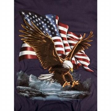 Eagle/Flag Navy