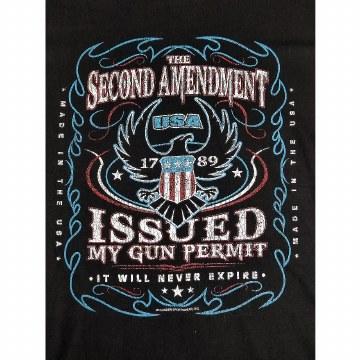 Issued Gun Permit