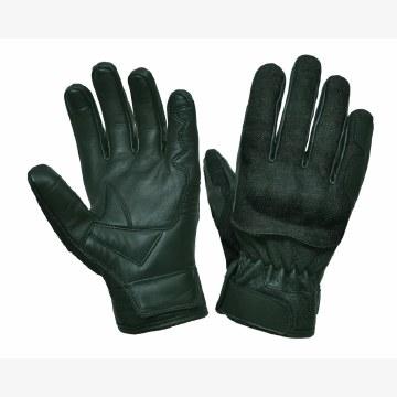 Kevlar Denim/Leather Gloves