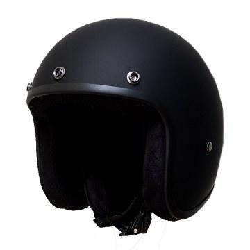 Bobber 501 Helmet Matte Black