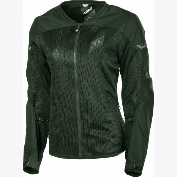 Ladies Flux Air Mesh Jacket