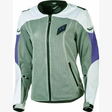 Ladies Flux Air Mesh Jacket
