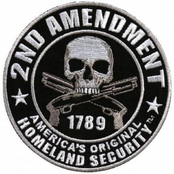 2nd Amendment Patch