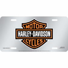 Color Bar & Shield Front Plate