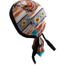 Wolf Multi Color Headwrap