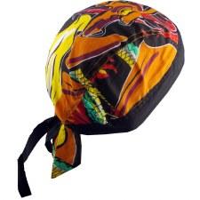 Snake & Dragon Headwrap