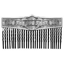 Shield & Bar Comb